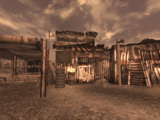 Camp Forlorn Hope shack