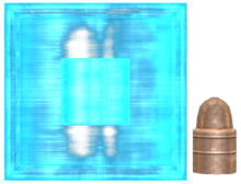 FNVDM Holorifle Projectile