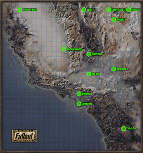 picture regarding Fallout 4 Printable Map identified as World-wide map Fallout Wiki FANDOM driven via Wikia