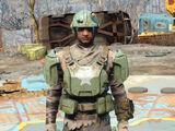 Combat armor (Fallout 4)
