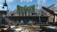 FO4 General Atomics Galleria (Madden's Boxing Gym)