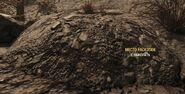 FO76 Lucky Strike Место раскопок