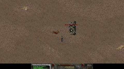 Fallout 2 - Execution Scene