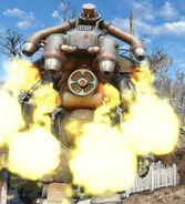 Fo4 jet pack in use
