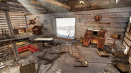Fo76 Black Bear Hunting Lodge (Black Bear lodge checkin)