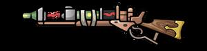 Laser musket FoS