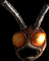 AntAgonizer helmet
