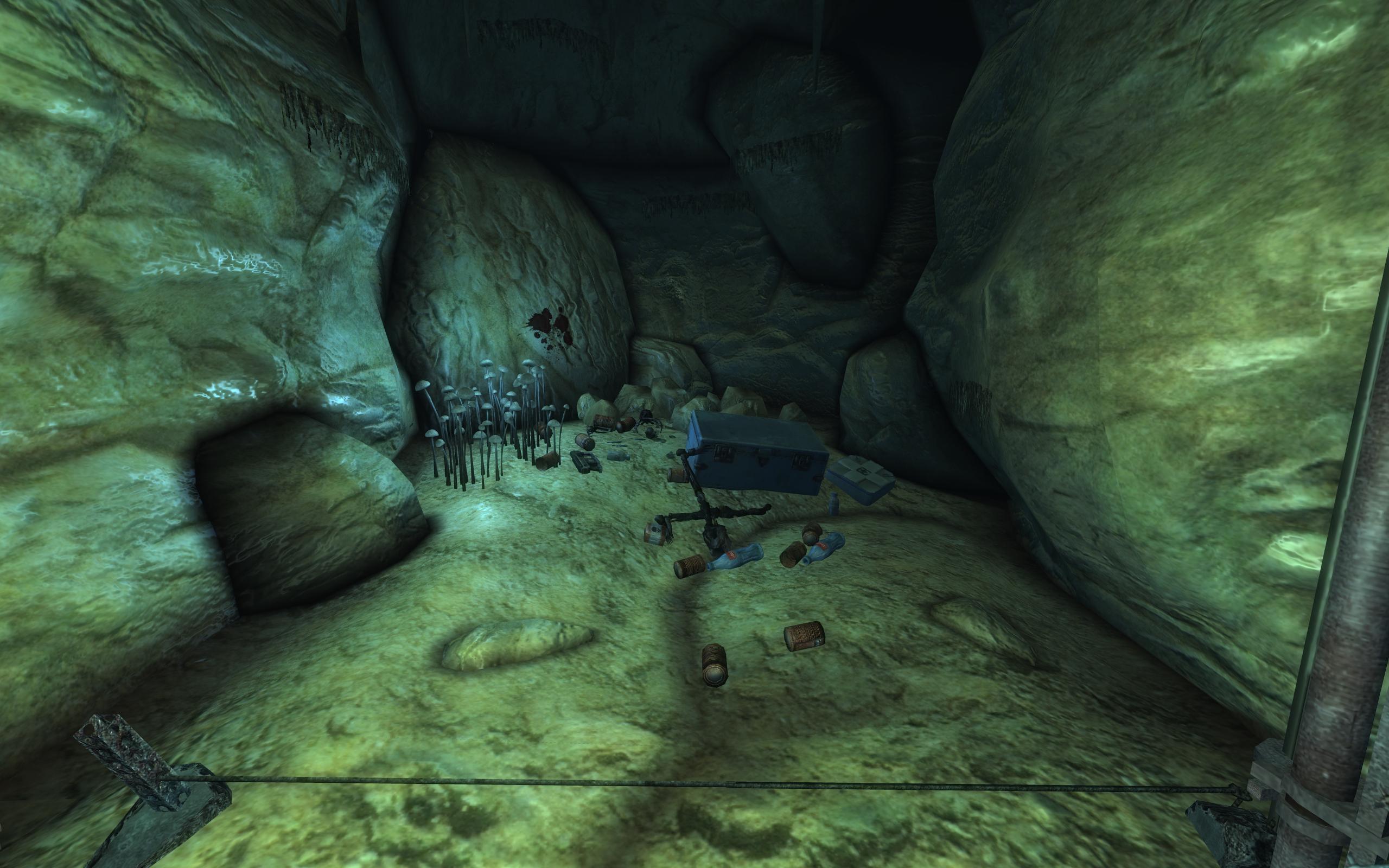 Bloodborne Cave loot2