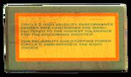Circle G ammobox description
