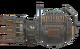 F76 Plasma gatling left