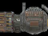 Gatling plasma