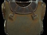 Piezonucleic power armor