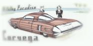 Автомобиль Корвега