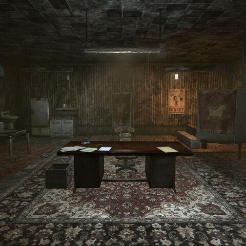 2-й поверх, кімната Аврелія (офіс).
