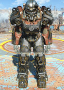 BOS Sentinel armor