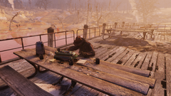 FO76 Toxic dried lakebed (Untitled)
