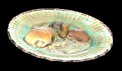 FO76 moldy food