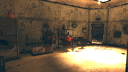 FO76 ransacked bunker first room