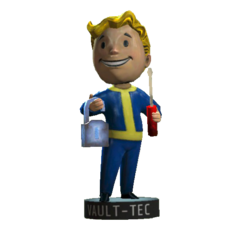 Fo4 Lock picking bobblehead