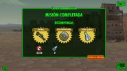 FoS Carrera armamentística completado