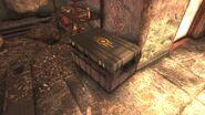 Overseer's cache Site Bravo