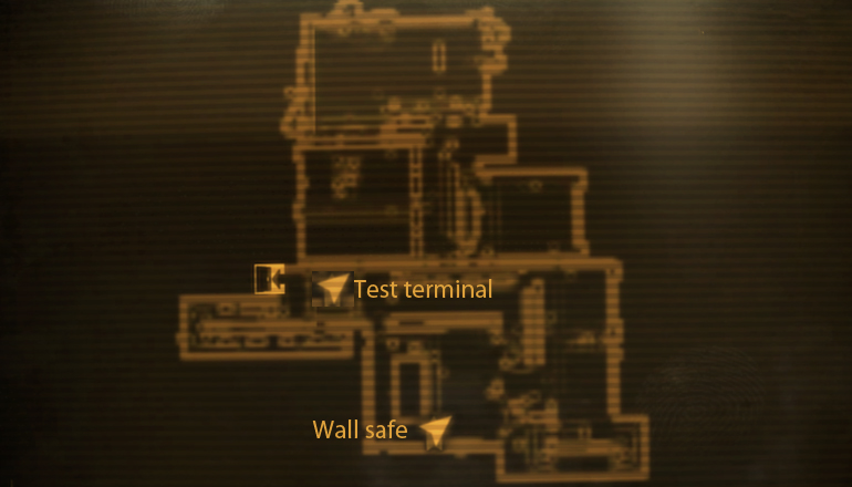 Stealth tl map