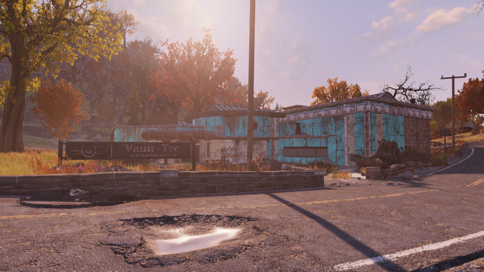 Vault Tec Agricultural Research Center Fallout Wiki Fandom