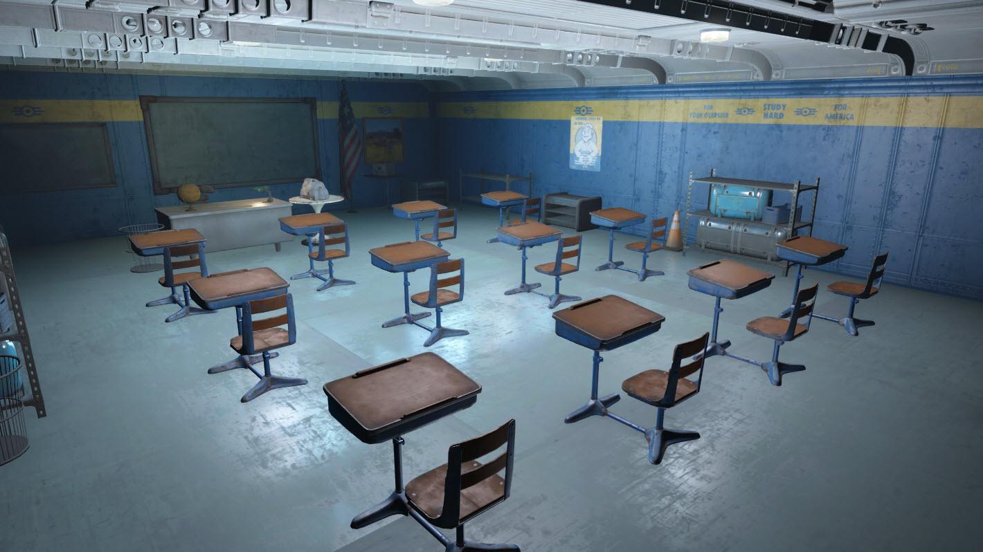 Vault81-Classroom-Fallout4
