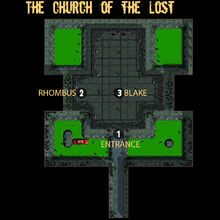Church of the Lost