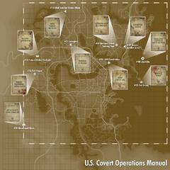 Розташування журналів на карті