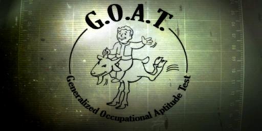 Generalized Occupational Aptitude Test | Fallout Wiki | FANDOM