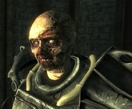Máscara de necrófago Trotamundos