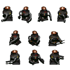 Robobrain in <i>Fallout</i> and <i>Fallout 2</i>