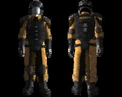 Sierra Madre armor reinforced