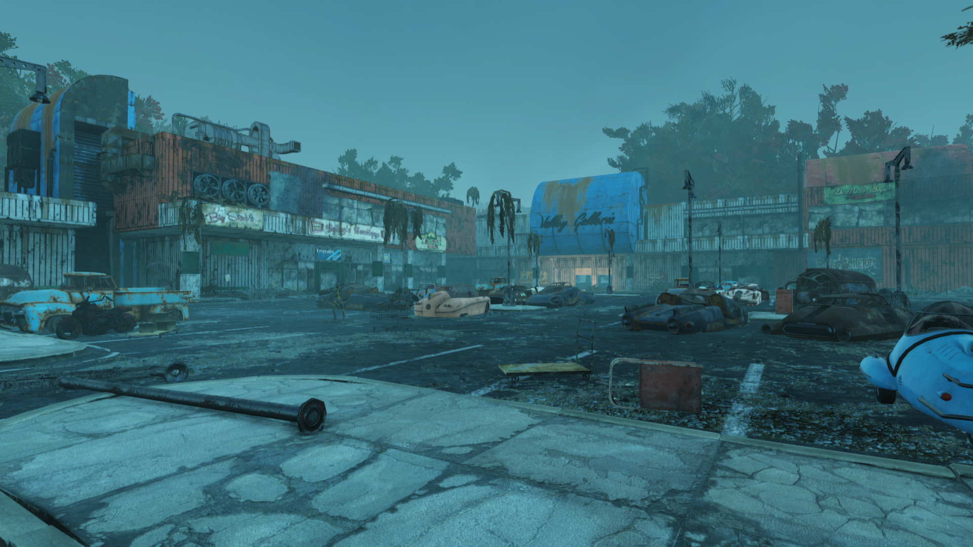 Valley Galleria | Fallout Wiki | FANDOM powered by Wikia