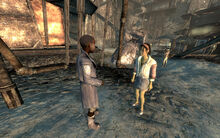 FO3 Harden Simms Hide-and-seek