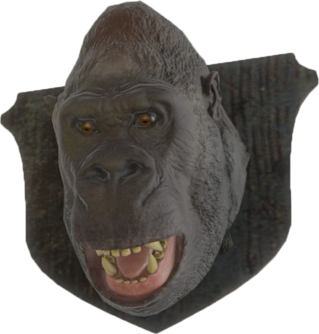 File:FO4-Mounted-Gorilla-Head.png