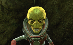 FO4 Alien angry face
