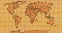 FO4 Prewar Globe map