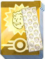 FO76 perk card pack contents