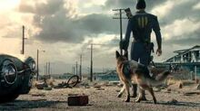 Fallout 4 – Ролик 'The Wanderer' Странник
