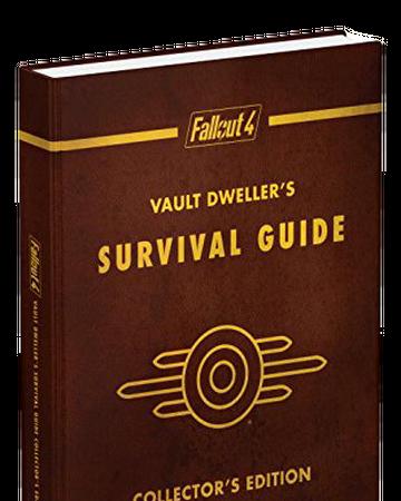 Fallout 4 Vault Dweller S Survival Guide Fallout Wiki Fandom