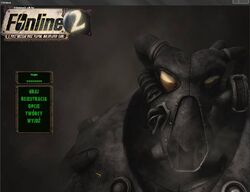 Fonline 2 menu