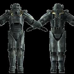 Brotherhood of Steel T-45d power armor