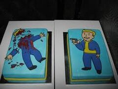 User Vault tec cake