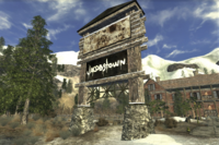 FNV Jacobstown main sign