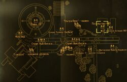 FNV New Vegas Strip NCR Embassy locmap