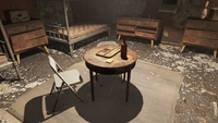 FO4 Boston shelter - guard update holotape