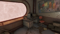 FO4 Buttercup Sales Note Location