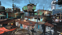 FO4 Home Plate TV